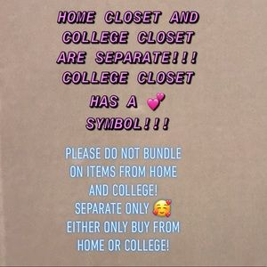 💕READ BEFORE PURCHASING!